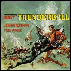 Thunderball-Soundtrack-Various-Artists-NEW-CD