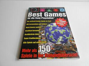 Best Games für die Sony Playstation 1 / PS1
