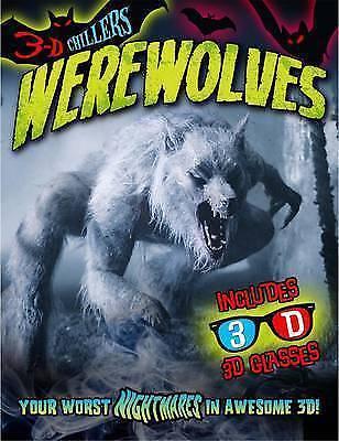 1 of 1 - Werewolves (3D Chillers!),Deborah Kespert,Excellent Book mon0000065018