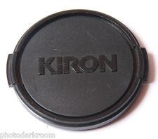 55mm Lens Cap - Snap-on - Kiron - Japan - Plastic - USED X074
