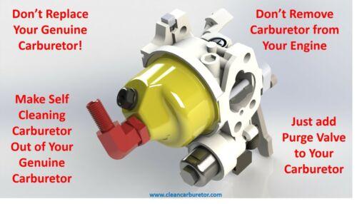 GumBuster Kit For Snowblower MTD TroyBilt Tecumseh Engine HM80 HM90 HM100 8-10HP
