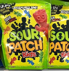 Image Is Loading Sour Patch Kids Candy Original 30 4 Ounce