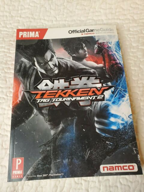 Tekken Tag Tournament 2 Prima Official Game Strategy Guide 448