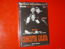 "DVD SEALED M.SALIERI""CONCETTA LICATA ATTO PRIMO""SELEN-ERIKA BELLA-LUANA BORGIA"