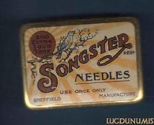 Boite Aiguillles Gramphone Phonographe – Songster Needles 80 100 Aiguilles (Marr