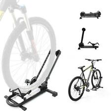 Steel Floor Bike MTB Floor Parking Rack Storage L Style Stand Bicycle Cycle
