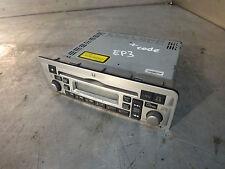 Honda Civic Type R EP3 2001-2006 Standard Genuine CD Player Radio Stereo + code