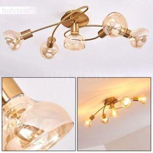 Plafonnier-Lustre-Lampe-a-suspension-doree-Eclairage-de-salon-Lampe-de-corridor