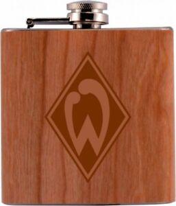 Sacs bouteille flasque bois SV Werder Bremen  </span>