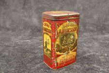 alte Holländische Blechdose CACAO A.DRIESSEN ROTTERDAM- Vintage Tin 1910-1930