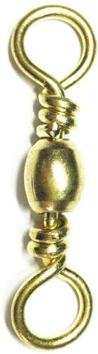 Brass Barrel Émerillons Taille #7 pour BASS CASTING lest-Do-it Mold