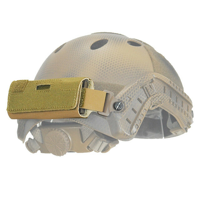 Armorwerx NVG Helmet Counterweight Kit for OPS-Core Crye ACH Helmets