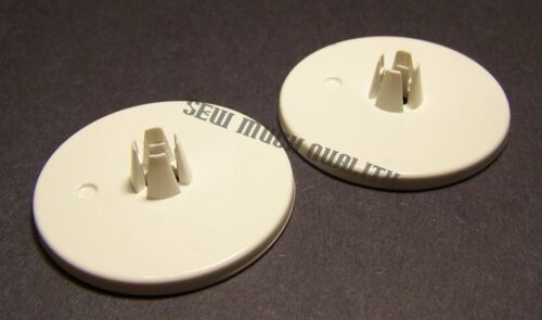 SPOOL CAP 2pc Large Kenmore 385.19112 385.19153 385.19153690 385.19233400
