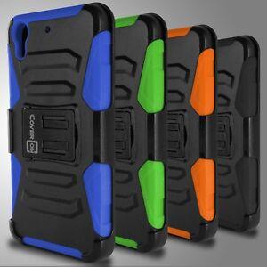 Heavy-Duty-Combo-Funda-Clip-para-cinturon-telefono-Funda-Protectora-Para-Htc-Desire-626-626s