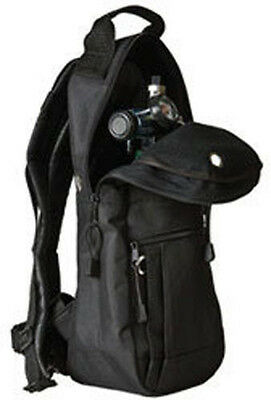 Oxygen Cylinder Backpack Bag, up to C Tank from Roscoe Medical