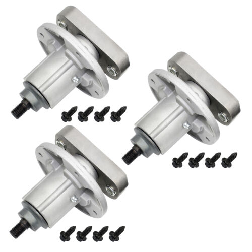 """3 Spindle Assembly fits John Deere Gy20785 Gy20050 285-093 42/"""" 44/"""" 46/"""" 48/"""" Deck"""