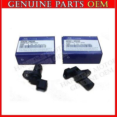 4262039200 oem Input Output Speed Sensor 2PCs for 06-12 Elantra 2.0L 4262139200
