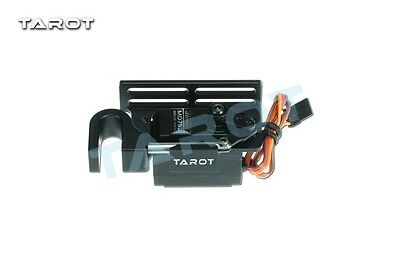 Tarot Servo Dispenser &  MD752 Servo For Heli FPV Drone - TL2961-02 Black