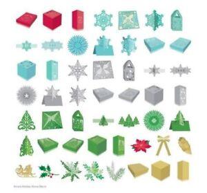 Image Is Loading Cricut Anna 039 S Holiday Home Decor Cartridge