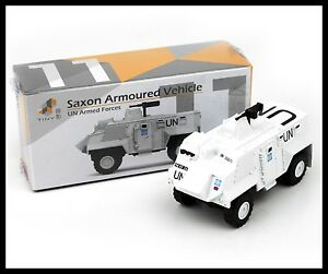 tiny hong kong city 11 saxon armoured vehicle un armed forces police car diecast ebay. Black Bedroom Furniture Sets. Home Design Ideas
