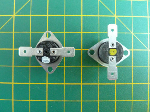 THERMOSTAT KIT FOR HOTPOINT TCM,TCUD,TCYL,TCYM TUMBLE DRYERS DETAILS FOR MODELS