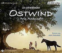 Ostwind-Aris-Ankunft-Die-Lesung-Die-Ostwind-Reihe-B-Buch-Zustand-gut