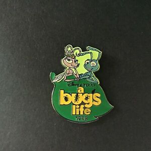DS-Countdown-to-the-Millennium-Series-17-A-Bug-039-s-Life-Retired-Disney-Pin-399