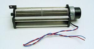 ebm-papst QG 030 DC Tangential Blower, QG030-EA19-12
