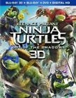 Teenage Mutant Ninja Turtles out of The Shadows Region 3d BLURAY