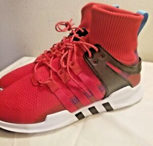 Adidas Ape Basketball Shoe 779001 Size 10.5 With Ankle Support  2fe76697b