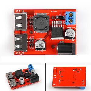 1Pcs-9V-12V-24V-36V-To-5V-Step-Down-Buck-Power-Supply-Module-For-Solar-Charger-B