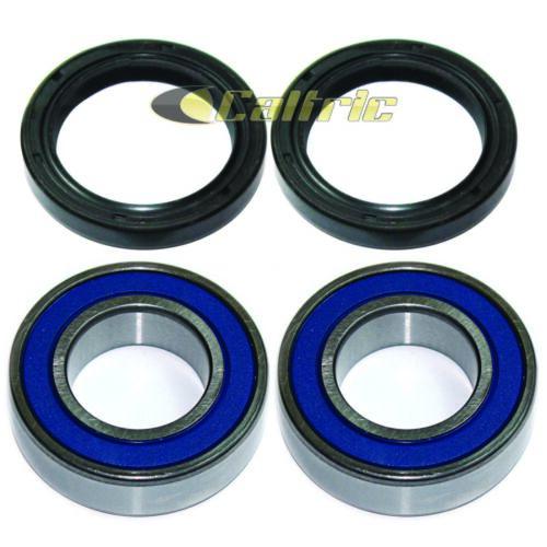 Front Wheel Ball Bearing and Seals Kit Fits KAWASAKI Mule 3010 KAF620 Trans 4X4