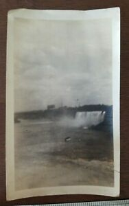 Vintage 1920 NIAGARA FALLS MAID of the MIST Photo Picture Print 8x10 or 11x14 #1