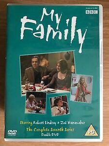 Il-Mio-Famiglia-Stagione-7-DVD-Commedia-Britannica-Serie-con-Robert-Lindsay