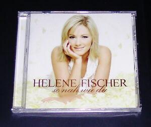 HELENE-FISCHER-SI-NAH-WIE-DU-TOI-CD-EXPEDITION-RAPIDE