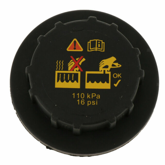 Coolant Recovery Tank Cap 9C3Z8101B for Ford E150 F150,250 Lincoln