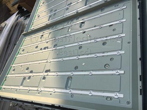 12pcs LED Strip for LG 47LN5200 47LN5400 47LN5700 47LN5750 47LN5790 LC470DUE-SFR