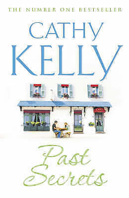 """""""AS NEW"""" Past Secrets, Kelly, Cathy, Book"""