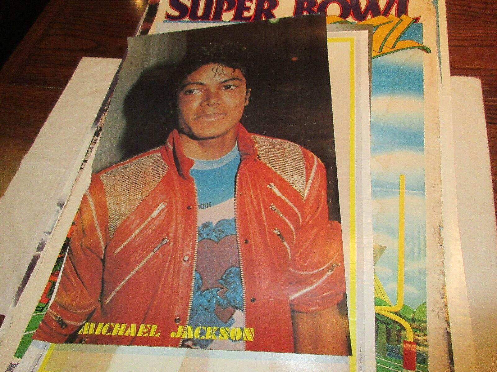 "Michael Jackson , POSTER , 16"" x 23"""