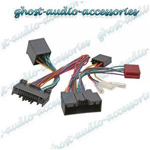 FORD-C-MAX-Parrot-Kit-Mains-libres-Bluetooth-de-voiture-SOT-Cable-Harnais-en-T