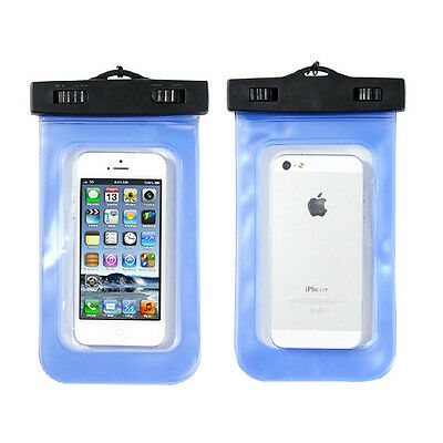 Waterproof Bag Underwater Pouch Dry Case Cover For Iphone 4/5s/6plus Samsung