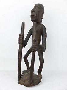 Alte Ahnen Figur Asmat Papua Neuguinea Tribal Art Ahnen Idol Irian Jaya Statue Zur Verbesserung Der Durchblutung Antiquitäten & Kunst Internationale Antiq. & Kunst