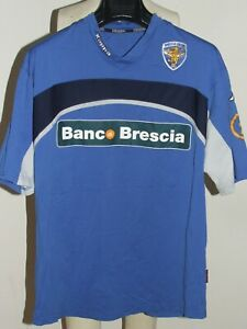 Soccer Jersey Trikot Maillot Camiseta Sport Brescia Size XL
