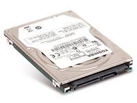 320gb 2.5 Laptop Hard Drive Toshiba (5400rpm) Hdd. Usa Seller