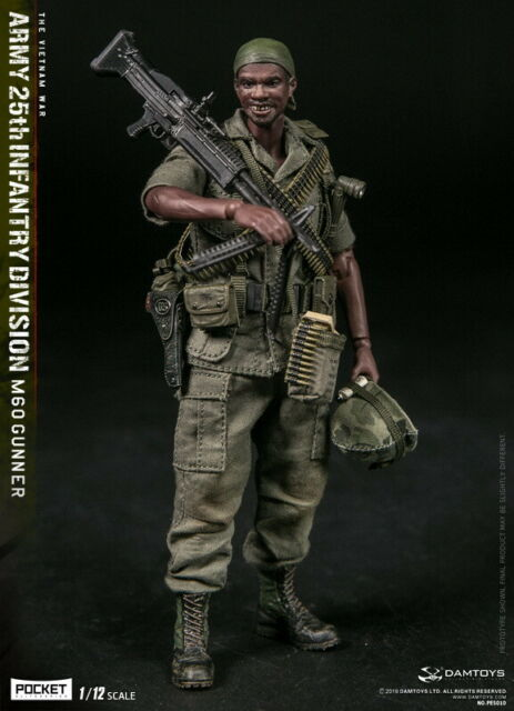 Damtoys Action Figures Tan Neck Gaiter Operation Red Sea Gunner 1//6 Scale