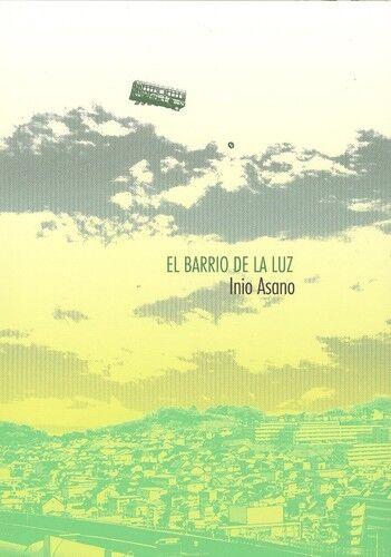 EL BARRIO DE LA LUZ. NUEVO. Nacional URGENTE/Internac. económico. COMIC MANGA