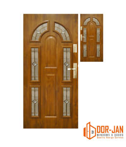 the latest 241b7 e37f4 Details about BRAND NEW COMPOSITE ENTRANCE (FRONT) DOORS HIGHLY QUALITY  DIFFERENT SIZES