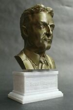 Ernest Hemingway 3D Printed Bust Famous Writer Art FREE SHIP