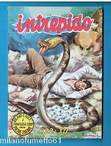 INTREPIDO-1958-N-22-Anno-XXIV-Anno-8-Ed-Universo-Ottimo