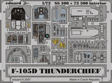 Eduard Zoom SS300 1/72 Trumpeter F-105D Thunderchief